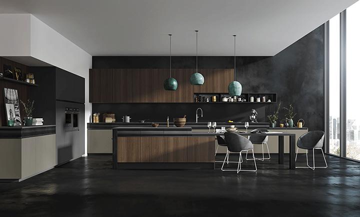 Modèles de cuisine
