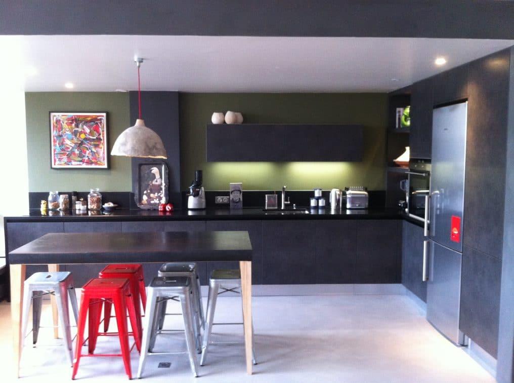 cuisine industrielle Arthur Bonnet Paris (75)