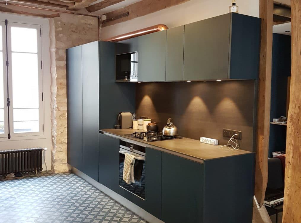 cuisine-bleue-contemporaine